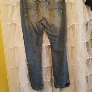 Lucky distressed jeans